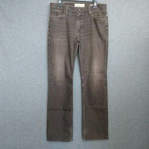 GUESS 1981 LINCOLN Slim Straight Jeans  34 x 31